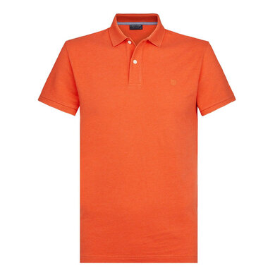 Profuomo polo koraalrood Red