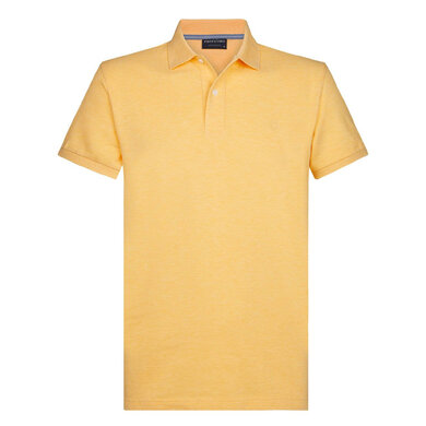Profuomo polo geel Yellow