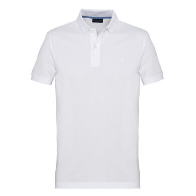 Profuomo polo wit White
