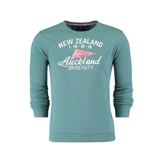 New Zealand Auckland lichtgroene sweater