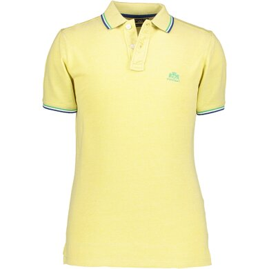 State of Art Poloshirt Oxford Piqué                                                                                         Groen