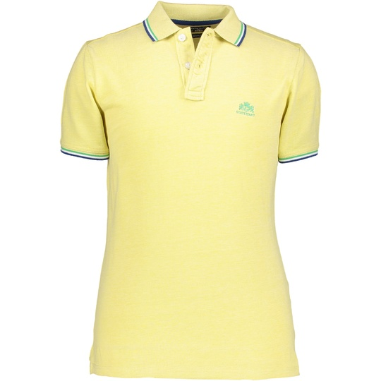 State of Art Poloshirt Oxford Piqué