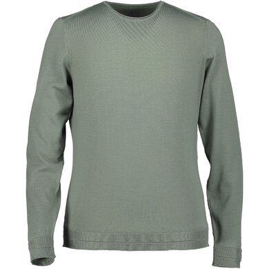 State of Art pullover  mosgroen uni