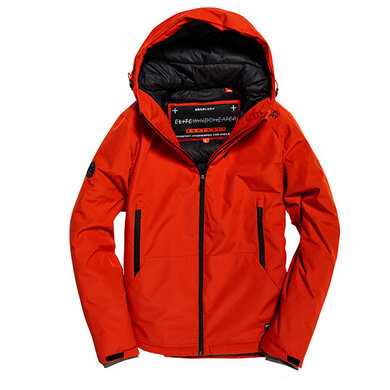Superdry jack windcheater Orange