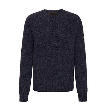 Fynch-Hatton trui Dark blue