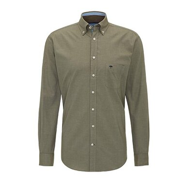 Fynch-Hatton overhemd solid twill