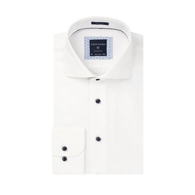 Profuomo Overhemd wit White