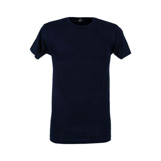 Alan Red wit Derby T-shirt 2-pack Navy