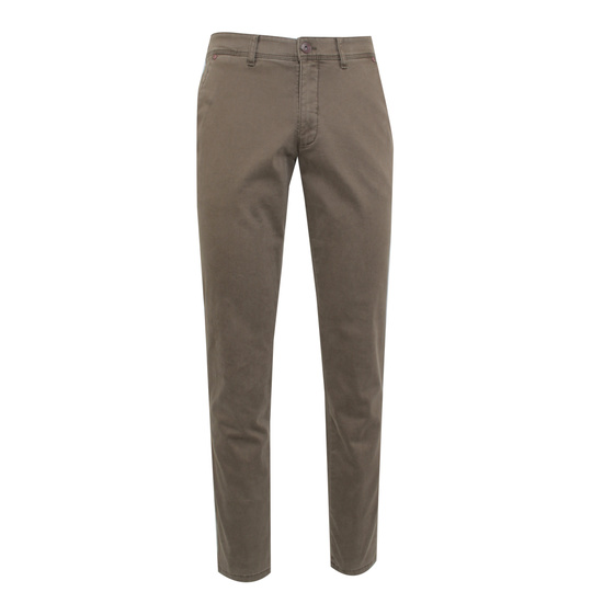 Gardeur Chino Falko Fashion Fit Oliv