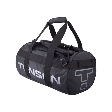 Tenson Travel Bag zwart uni