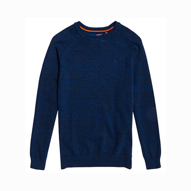 Superdry Orange Label Cotton  Blue