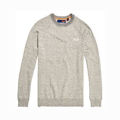 Superdry Orange Label Cotton  Off-White