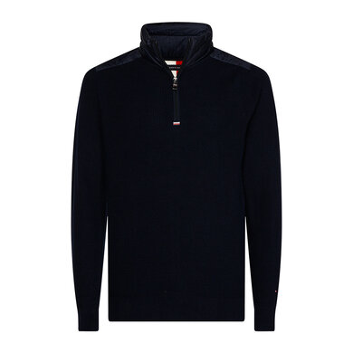 Tommy Hilfiger sweater donkerblauw Donkerblauw
