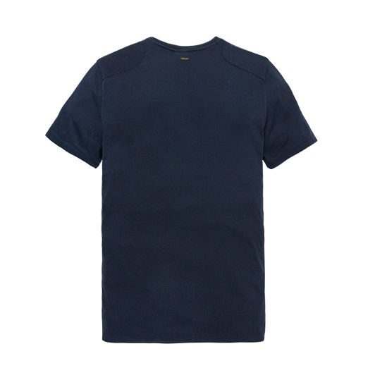 Vanguard T-shirt met artwork Navy Blazer