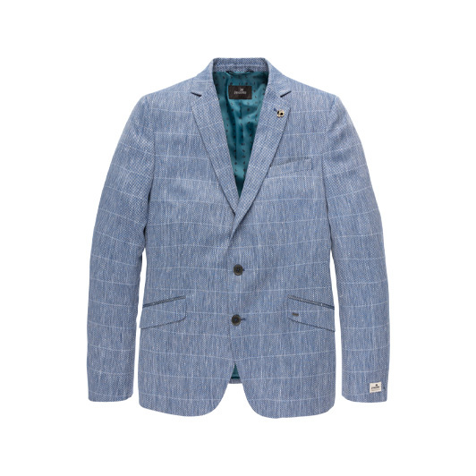 Vanguard Blazer Denim look