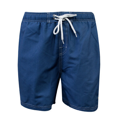 Duetz 1857 Zwemshort uni Medium blue