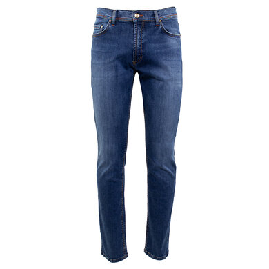Duetz Tailors 1857 5-pocket jeans in stretch denim Denim
