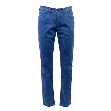 Gardeur Broek 5-pocket Modern Fit Batu-2 65mittelblau
