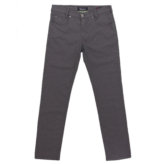 Gardeur Broek 5-pocket Modern Fit Bill-3 98anthrazit