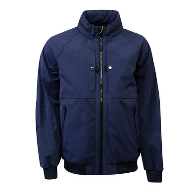 Duetz technical jacket stretch Donkerblauw