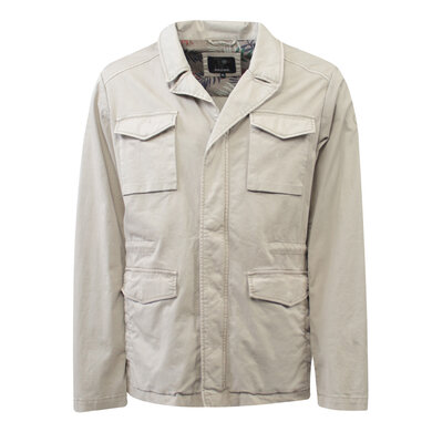 Eagle & Brown Field Jacket Beige