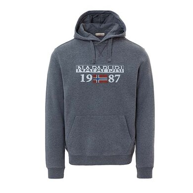 Napapijri hoody  Dark grey