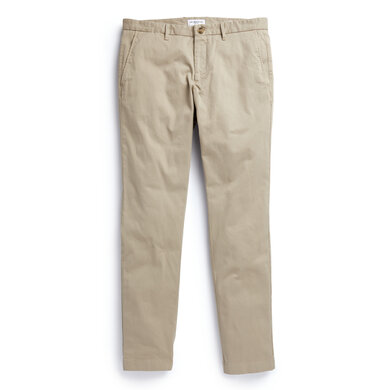 McG Regular fit chino cotton Sand