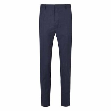 Tommy Hilfiger Grijze Slim Fit Broek Light grey