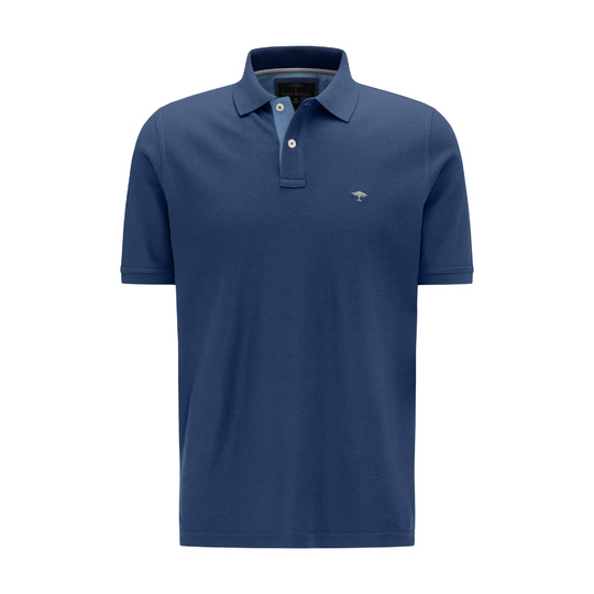 Fynch Hatton Polo Basic Modern Fit Navy