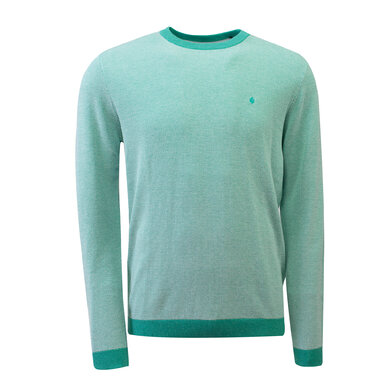 Adam est 1916 Pullover Thomas ronde hals Sea green