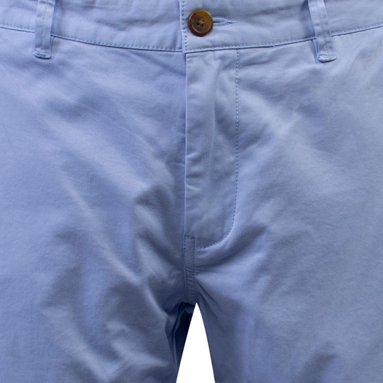 Adam Chino Short Barry Light blue