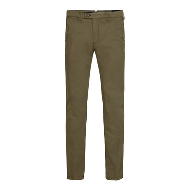 Profuomo trouser chino army  Green