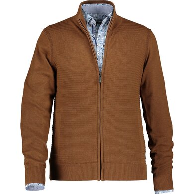 State Of Art Vest  cognac uni