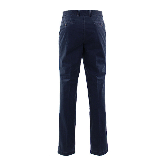 Adam tailored chino Kennedy Navy