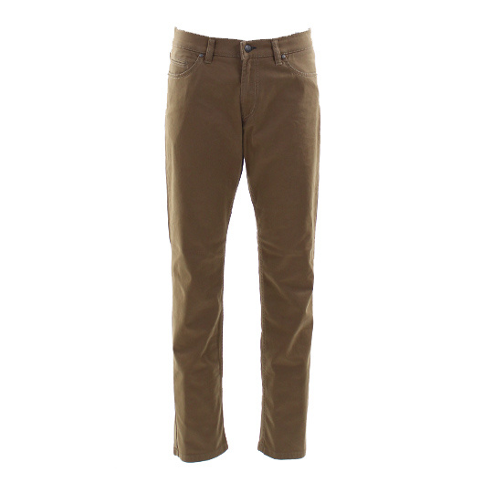 Adam 5 pocket broek Steve Camel