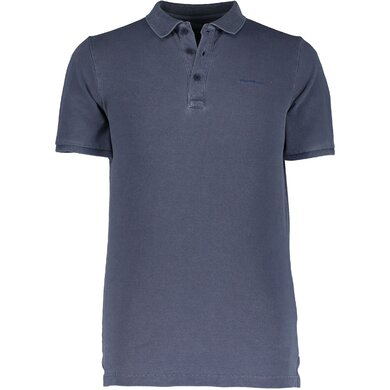 State of Art Polo Piqué Modern Fit Effen