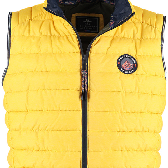 New Zealand Auckland Bodywarmer Vanda  Corn yellow