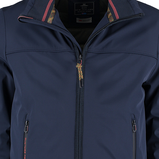 New Zealand Auckland Jas Tawarau Navy Jacket navy