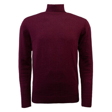 Adam Coltrui Organic Cotton Port red