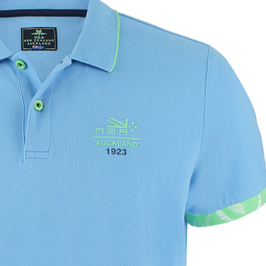New Zealand Auckland polo Te Anau  Celtic blue