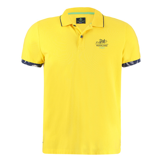 New Zealand Auckland polo Te Anau  Sunflower yellow