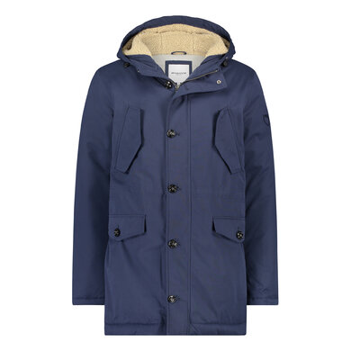 McGregor parka Bright Navy