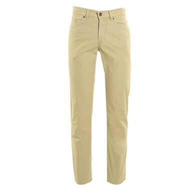 Gardeur 5-pocket broek Bill-2 Gelb