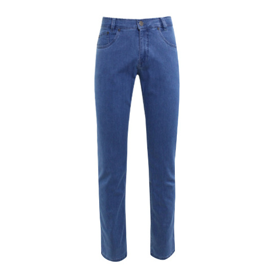 Gardeur 5-pocket broek Bill-2