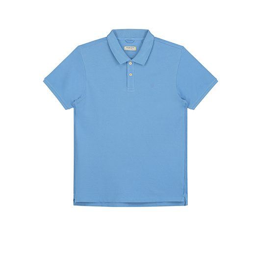 Dstrezzed polo uni  Blue