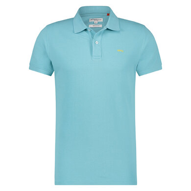 McGregor polo piqué Angel Blue