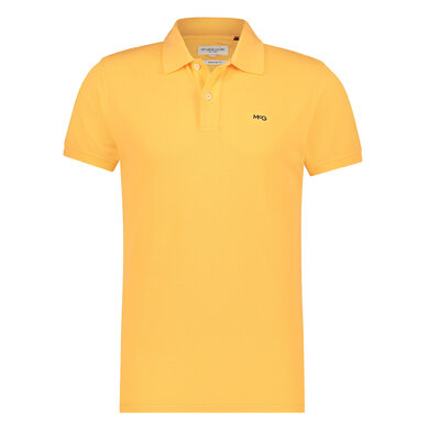 McGregor polo piqué Mock Orange