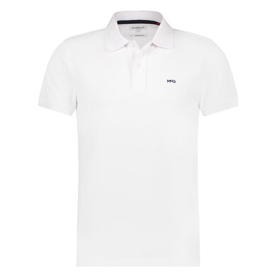 McGregor polo piqué White