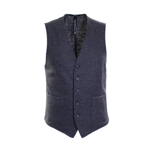 7Square gilet Grey Melee