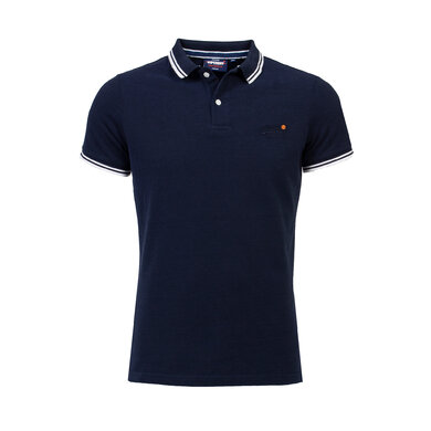 Superdry polo classic poolside pique Navy